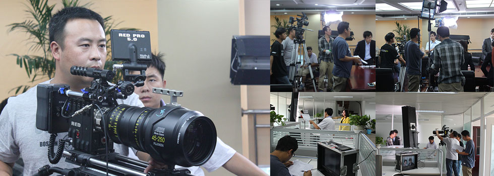 水电顾问集团宣传片拍摄花絮