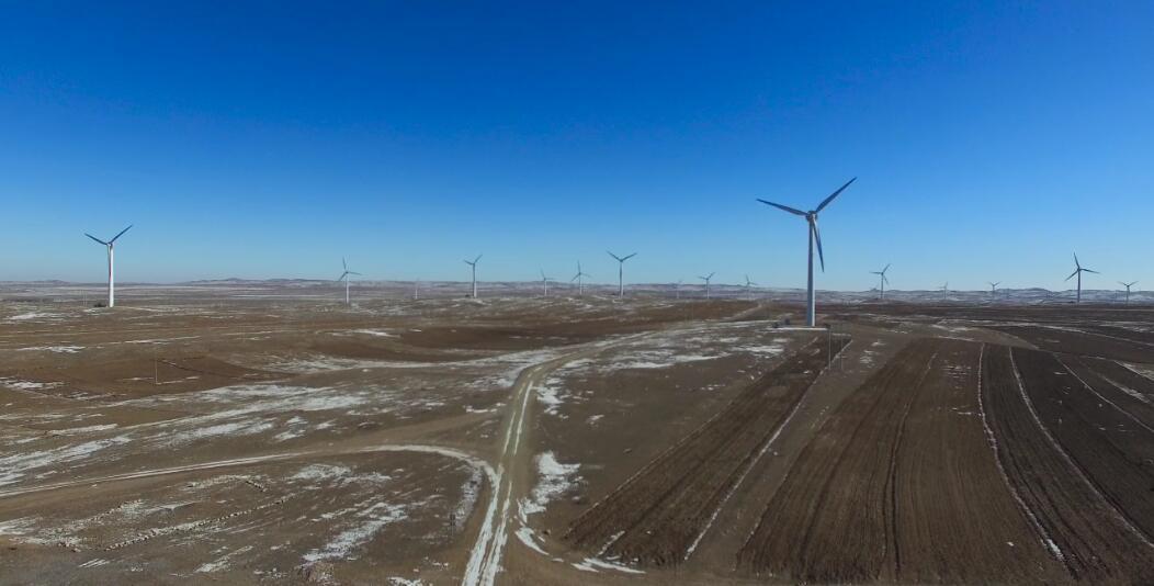 航天万源3MW风电